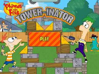 Phineas and Ferb Towerinator