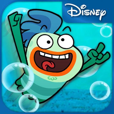 Disney Fish Hooks