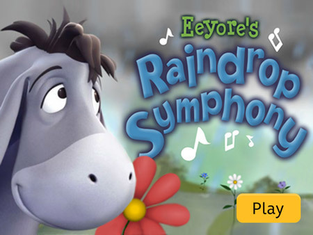 Eeyore's Raindrop Symphony