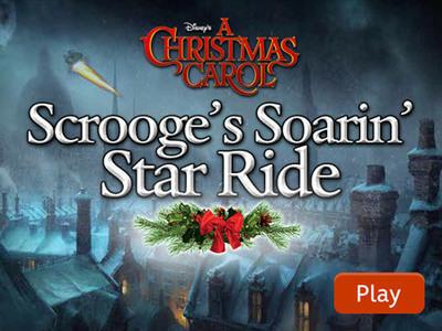 A Christmas Carol - Scrooge's Soarin' Star Ride