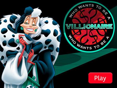 Villionaire: Cruella De Vil