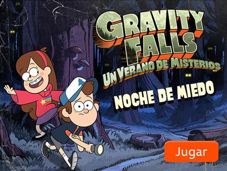Gravity Falls - Noche de miedo