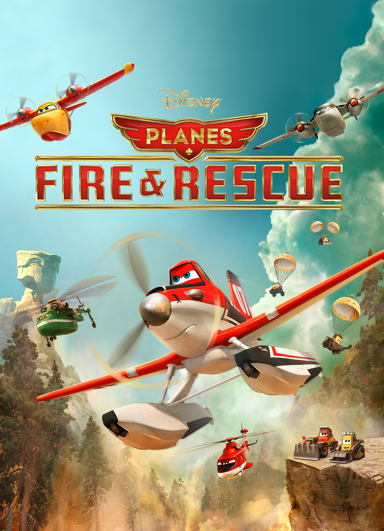 Disney Planes: Fire & Rescue The Video Game