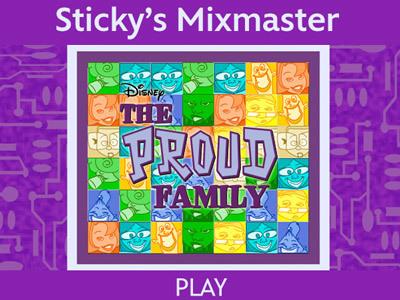 Sticky's Mixmaster