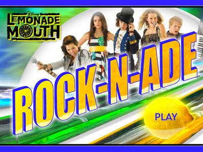 Lemonade Mouth - Rock-N-Ade