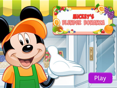 Mickey's Blender Bonanza