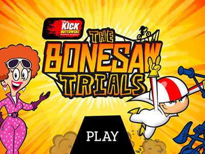 Kick Buttowski: The Bonesaw Trials