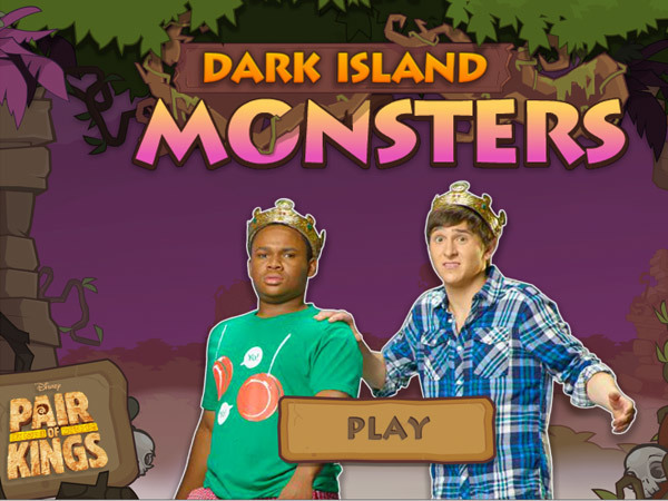 Dark Island Monsters