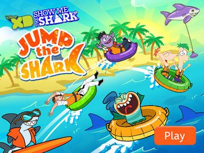 Disney XD - Jump the Shark