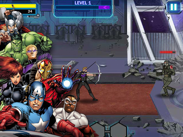 Agguato all'Avengers Tower