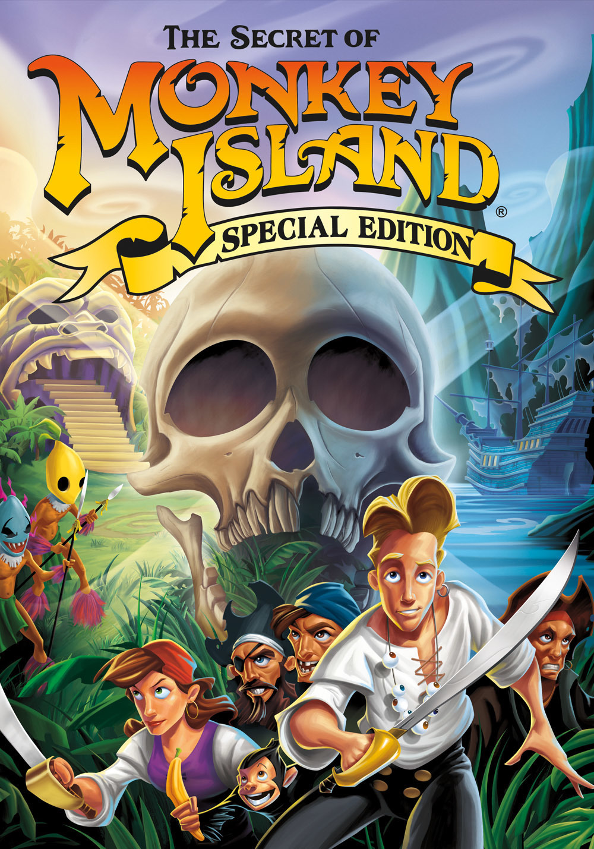 Monkey Island Special Edition Xbox