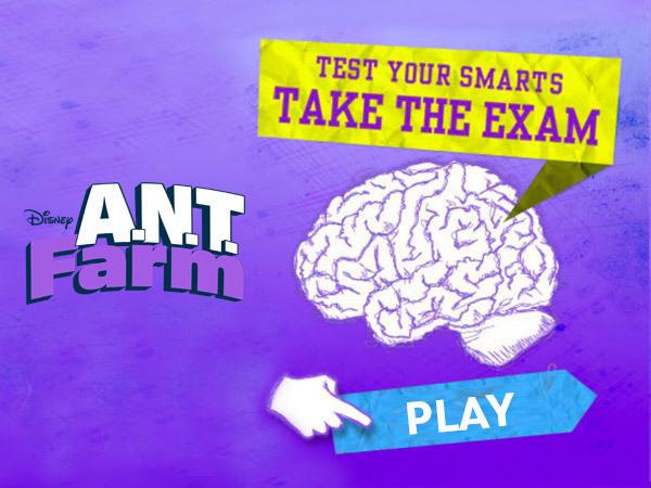 A.N.T. Farm - Brain Teaser