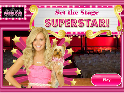 Set the Stage Superstar