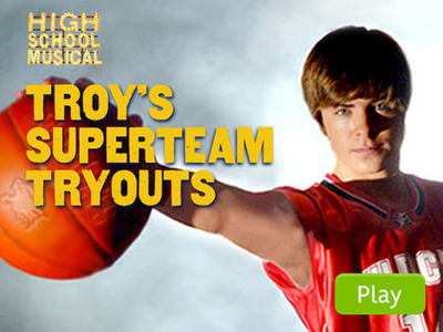 Troy's Super Team Tryouts