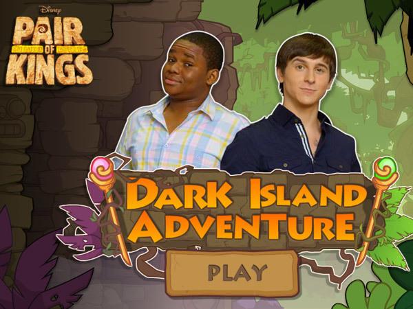 Dark Island Adventure