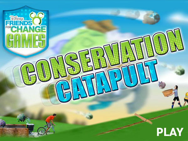 Friends for Change - Conservation Catapult