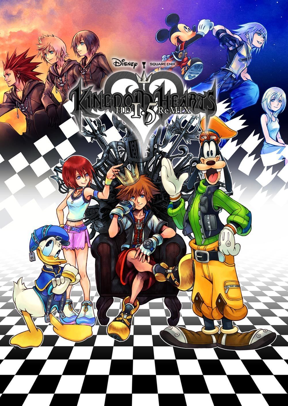 KINGDOM HEARTS - HD 1.5 ReMIX