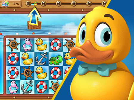 lucky duck toys disney