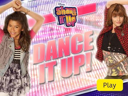 Shake It Up: Dance It Up