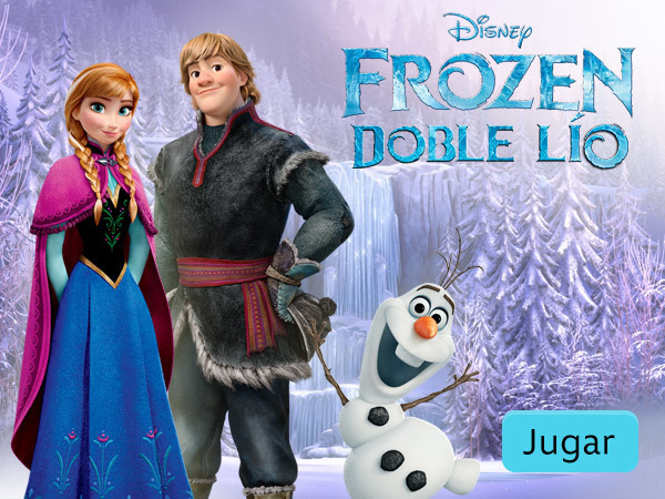 Frozen - Doble lío