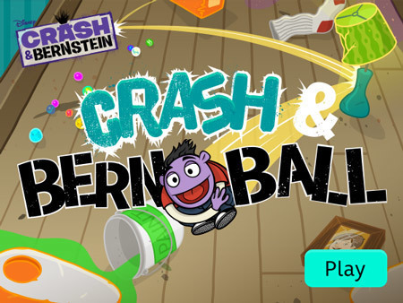 Crash & Bernstein - Crash & Bernball