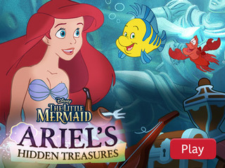 Ariel's Hidden Treasures
