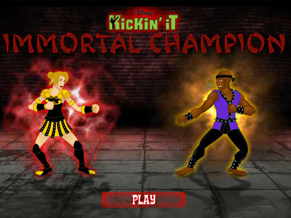 Kickin' It - Immortal Champion