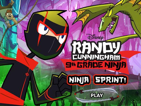 Ninja Sprint