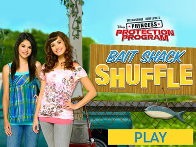 Bait Shack Shuffle
