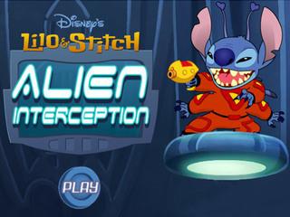 Stitch:Alien Intercept