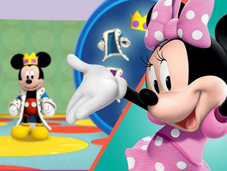 Minnie's Masquerade Match Up