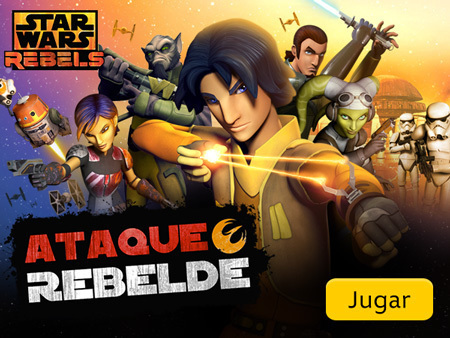 Star Wars Rebels - Ataque Rebelde