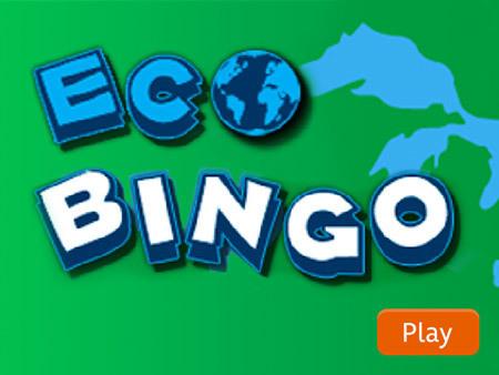 Eco Bingo