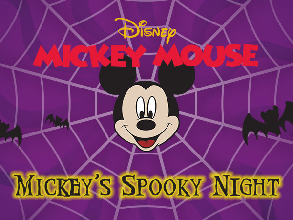 Mickey's Spooky Night Gallery