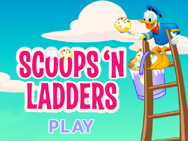 Scoops n' Ladders