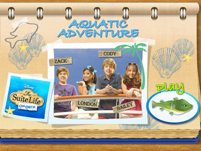 Suite Life Of Zack And Cody Hotel Games