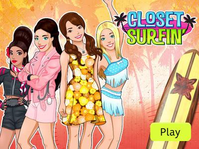Teen Beach Movie - Closet Surfin'