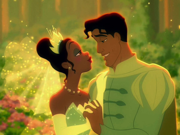 Falling in love ended up being exactly what Tiana and Naveen needed most.
