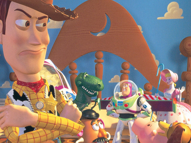 Toy Story Day Care Dash : Woody gallery toy story