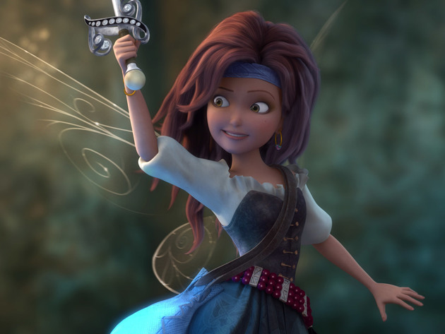 Zarina flies away to join forces with the pirates of Skull Rock.