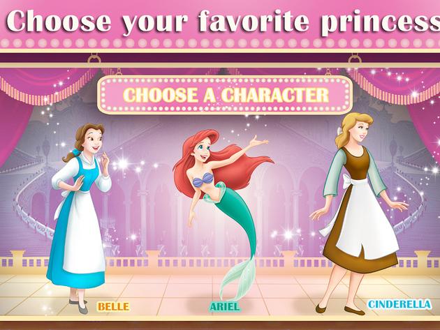 Disney Princess Story Theater Gallery | Disney LOL - photo#36