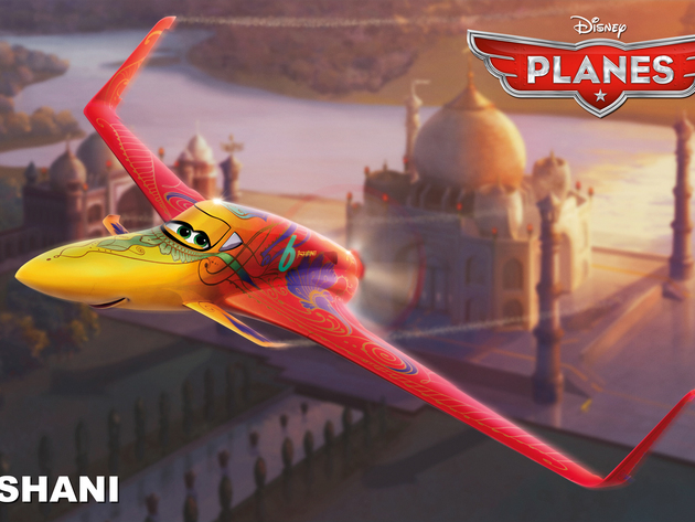 The reigning Pan-Asian champion from India, Ishani is easy on the eyes, but ruthless in the skies...
