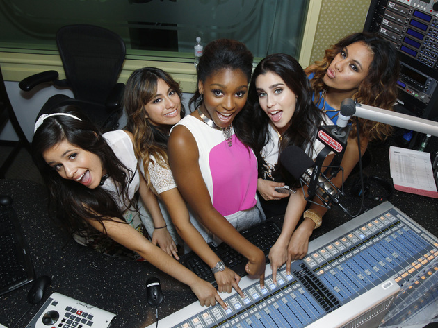 Fifth Harmony taking over Radio Disney!