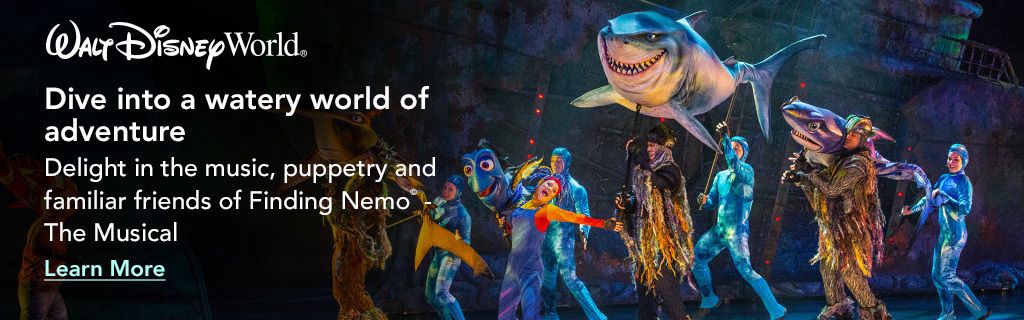 Finding Nemo | Official Site | Disney Movies
