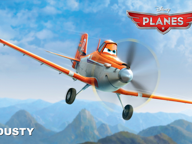 Dusty is a plane with high hopes—literally. Crop duster by trade, this single-prop plane sees him...