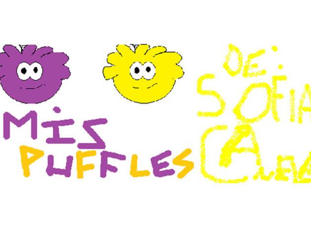 Sofia Canela - ¡Qué lindos puffles! ¡Se merecen unos deliciosos pufflitos!