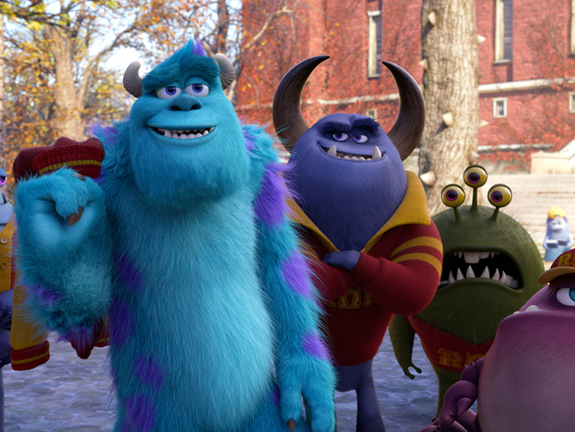 Sulley joins the self-declared elite fraternity on campus.