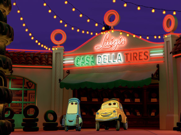 You can find the best tires along Route 66 at Luigi's Casa Della Tires!