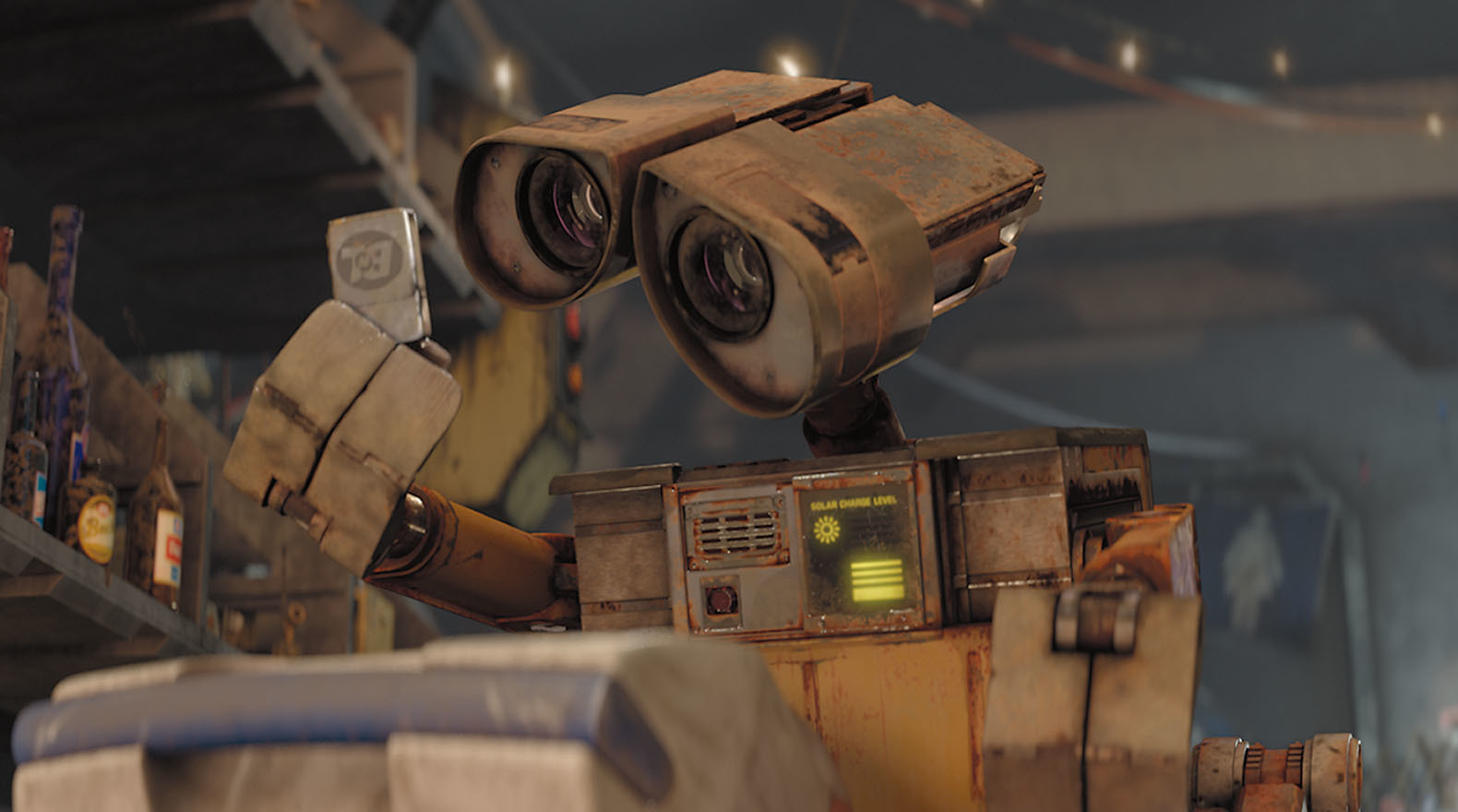 WALL·E (2016) Pictures & Images