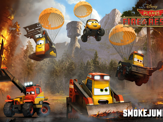 The Smokejumpers are a fearless team of grounded firefighters, led by the strong and sassy Dynami...